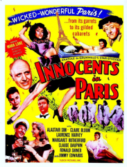 Innocents in Paris 1953 DVD - Alastair Sim / Ronald Shiner